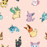 Eevee Seamless by 216th