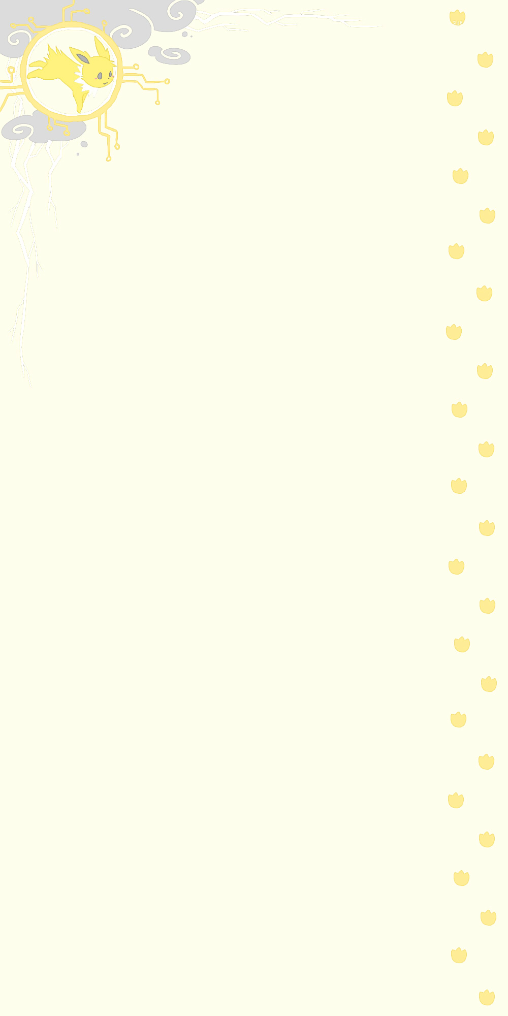 Jolteon Box Skin by 216th