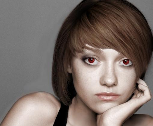 Dakota Fanning as Jane by crystalbtrfly07
