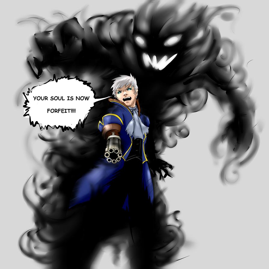 Forfeit Percy by BlackGuard89