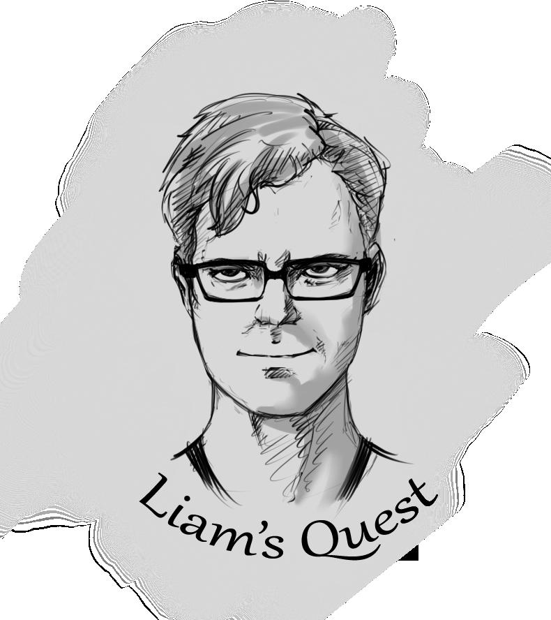 Liam O'Brien - Liam's Quest by BlackGuard89