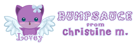 Bump for Christine by Mahogani