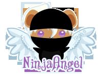 Mini Chibi Ninja Angel by Mahogani