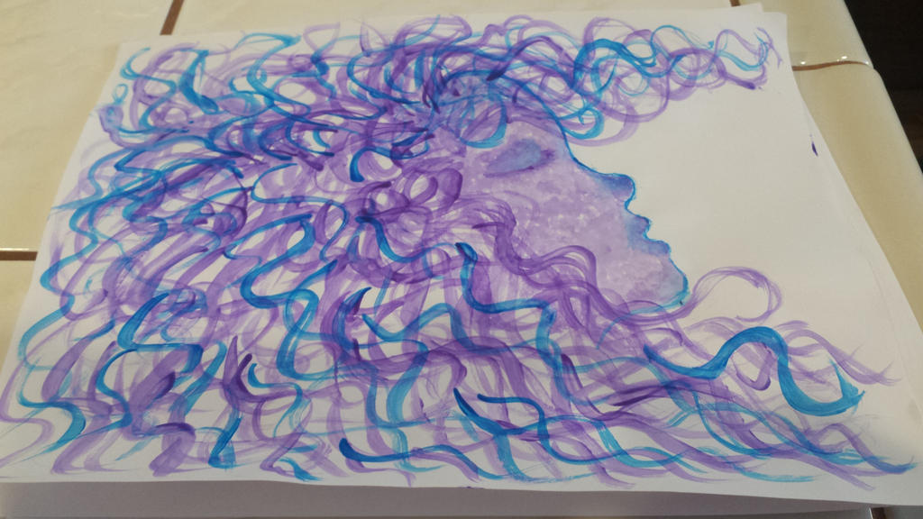 Finder Painting by Mahogani