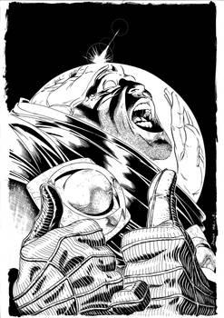 Daredevil by Joe Quesada, cvr