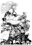 Lady Death Warrior Temptress