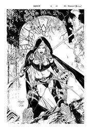 Magdalena 01, cover