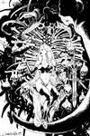 Lady Death's Origins TPB cover