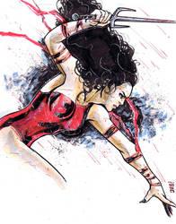 Elektra by JulienHB