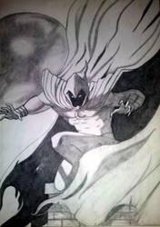 Moon Knight by CrissyBlue