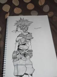 Sora Drawing by Missyoober