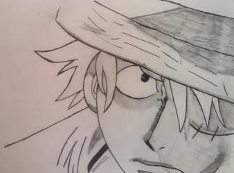 Luffy by Missyoober