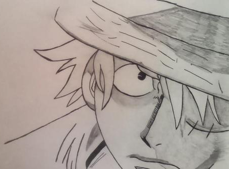 Luffy by Missyoober