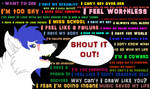 SHOUT IT OUT by sapphicstardust