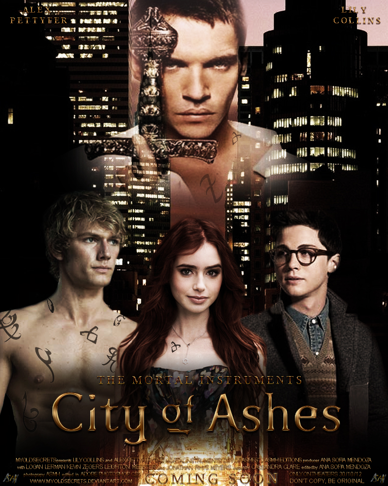 The Mortal Instruments: City Of Ashes by MyOldSecrets on ...