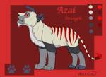 Tallion - Azai by Larka18