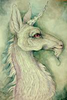 Unicorn Of Whitewood by jessburnett