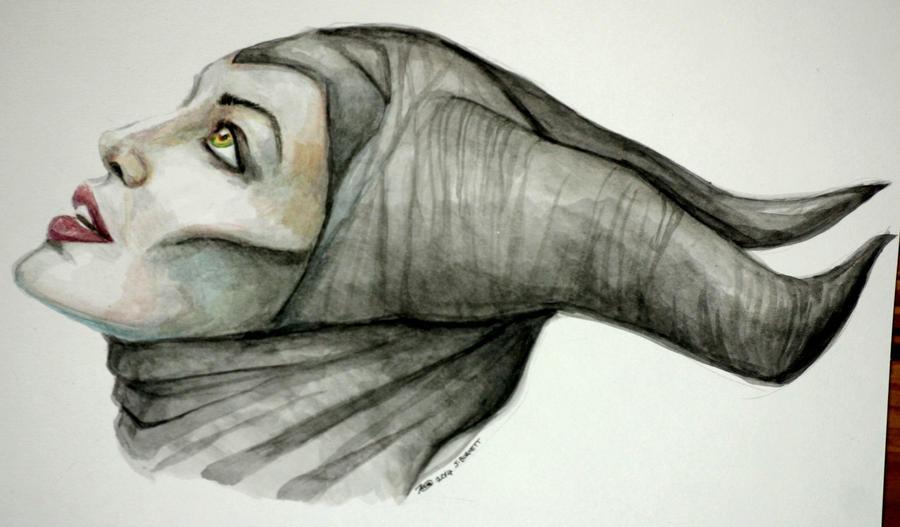 Maleficent by jessburnett