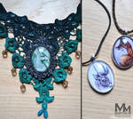 Mythical Necklaces