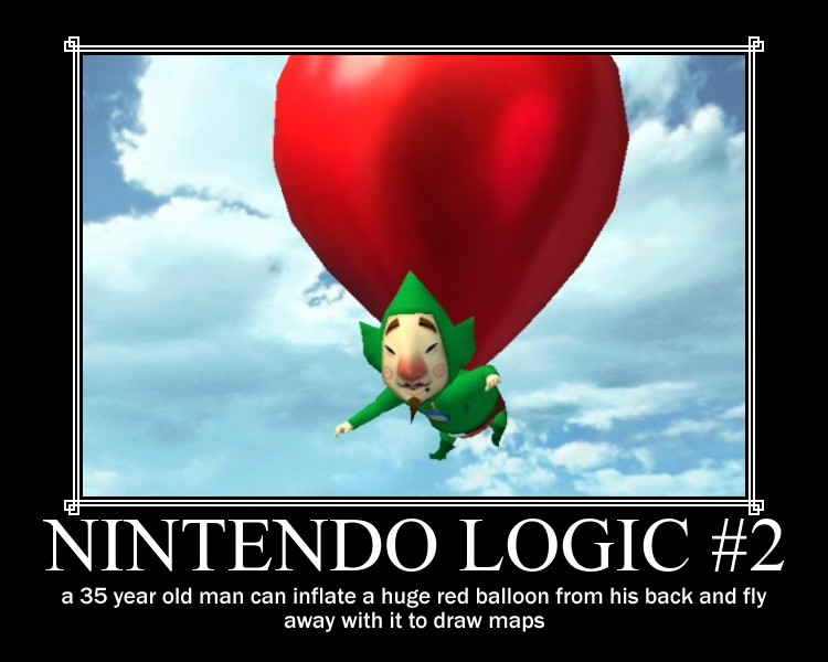 Nintendo Logic 2 by Appaluj