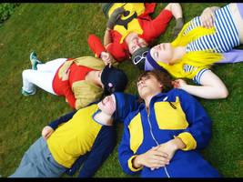 Digimon Frontier: We are One by Tamai-Tamai