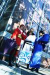 Gintama: Baka Trio