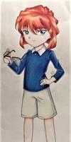 Haibara Ai from Detective Conan