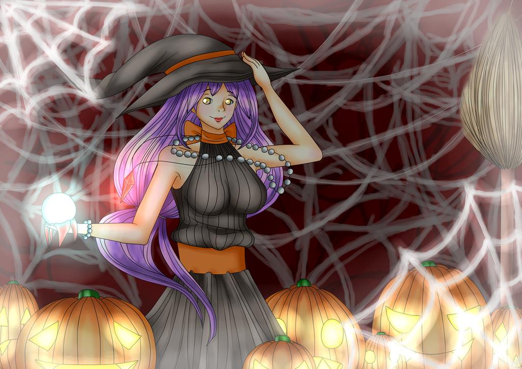 Happy Halloween!!! by Mitsuki-Yukari