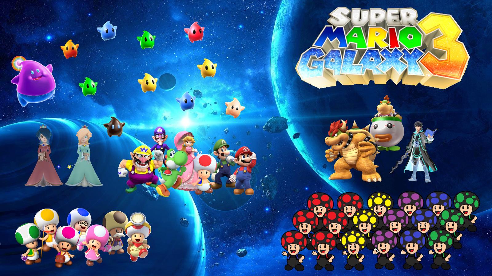 Super Mario Galaxy 3