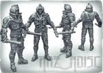 Razordisk - Razor base pose by RawSunlight