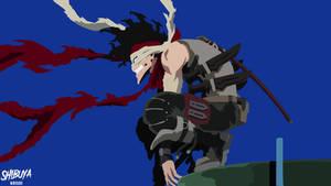 STAIN 'Hero Killer' V2 SKY EDITION by korigengi