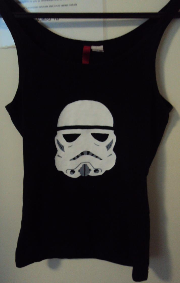 Storm trooper-toppi
