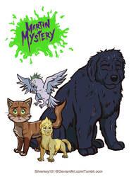 Martin Mystery animals