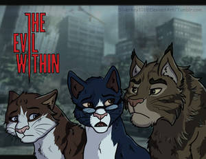 Evil Within as cats