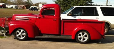 1940s Ford by dal-designs