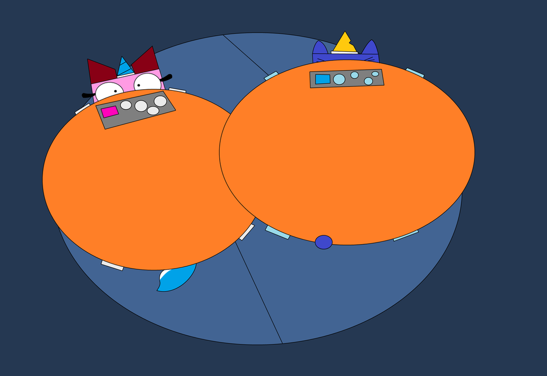Space Balloons! Part 2 by UselessAccount69