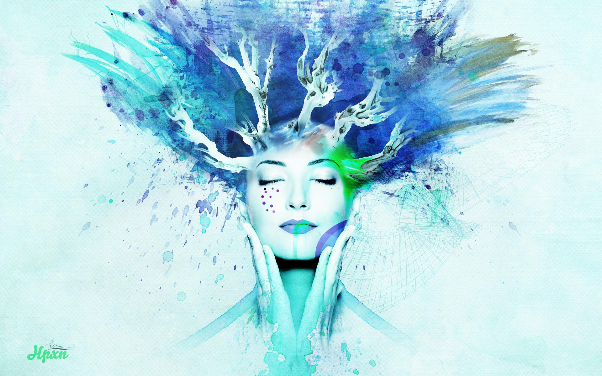 Brain blossom by Hpxn on DeviantArt