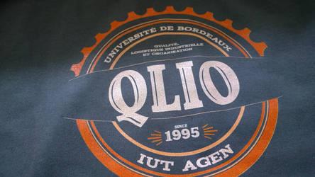 Sweatshirt Logo BDE QLIO
