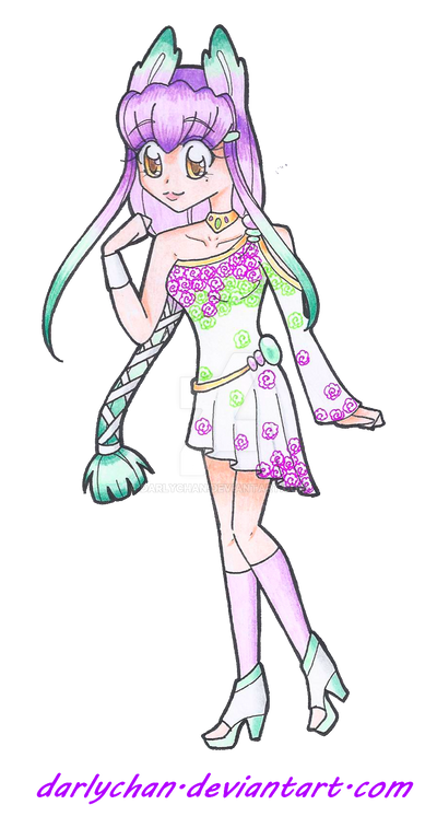 -Sold- Mirropon Adoptable 02 by darlychan
