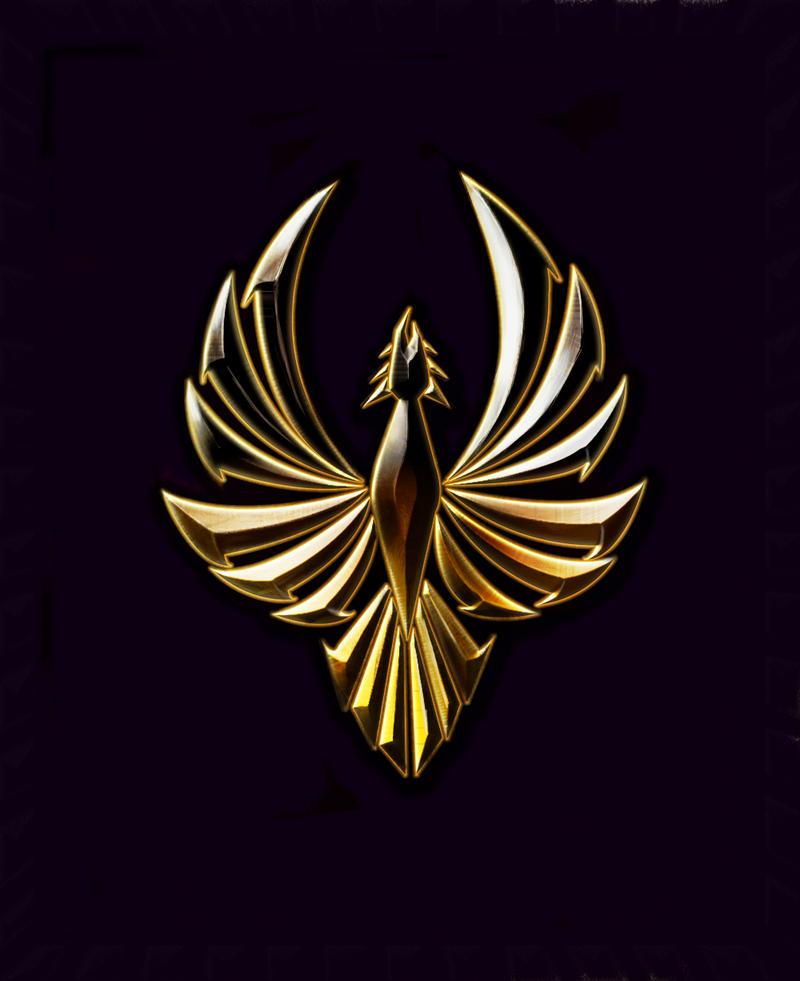 phoenix symbol by matthewtreadstone on deviantart