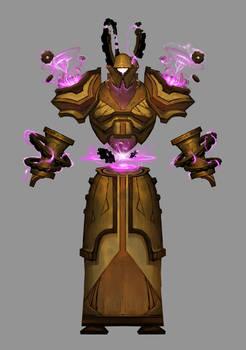 Time Bender Armor Set