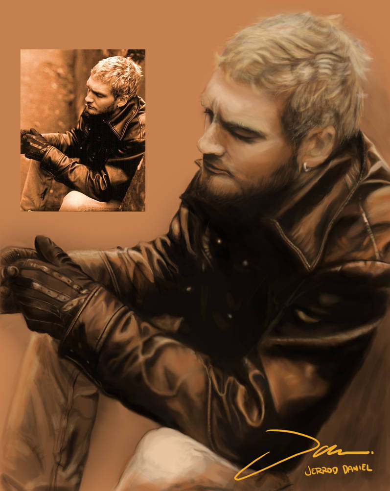 Layne Staley by Shredric