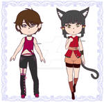 Adoptable set price (open) by JubsXas