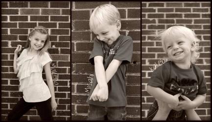 Kids Collage Edit by jeezkay