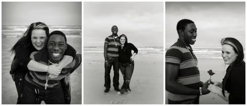 Couples Beach Shoot 2 by jeezkay