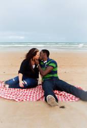 Couples Beach Shoot 4 by jeezkay