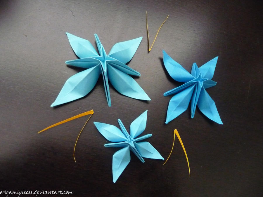Origami Shining Alice by OrigamiPieces