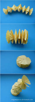 Origami Spring into Action! by OrigamiPieces