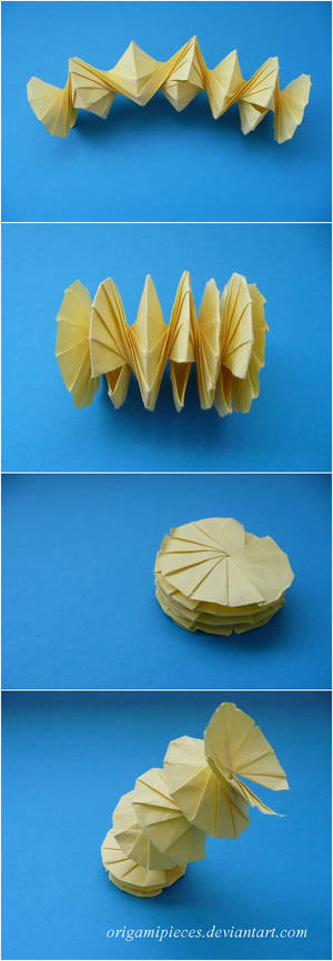 Origami Spring into Action!