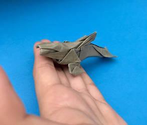 Origami Vaquita